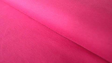 Pinkfarbener Baumwolljersey: French Terry - 160 cm kaufen im Makerist Materialshop