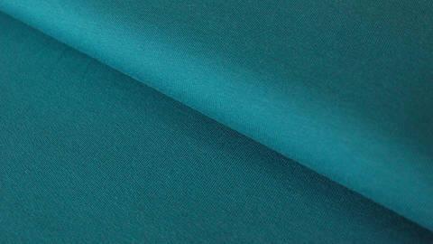 Acheter Jersey de coton bleu pétrole : French Terry - 160 cm dans la mercerie Makerist