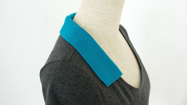 Polokragen Uni - Einheitsgröße - Stoffe kaufen im Makerist Materialshop