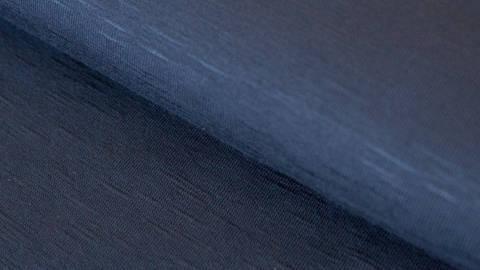 Navyblauer Viskose Slub Jersey - 150 cm kaufen im Makerist Materialshop