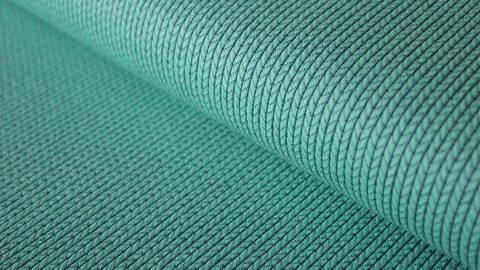Helltürkiser Hamburger Liebe Elastic-Jersey mélange: knit knit - 130 cm kaufen im Makerist Materialshop