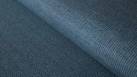 Dunkelblauer Hamburger Liebe Elastic-Jersey mélange: knit knit - 130 cm kaufen im Makerist Materialshop