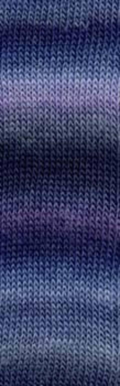 MILLE COLORI SOCKS & LACE - NAVY/HELLBLAU/VIOLETT kaufen im Makerist Materialshop