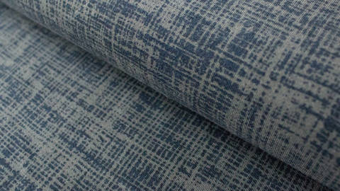 Anthrazitfarbener Jersey: Megan Blue Tricot Drawing - 150 cm kaufen im Makerist Materialshop