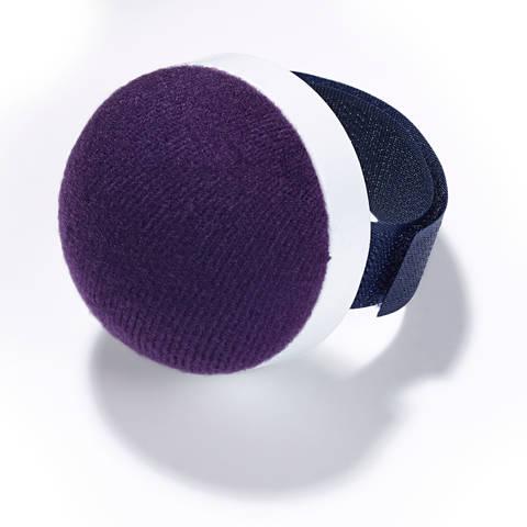 Armnadelkissen mit Klettband blau (WW611340) kaufen im Makerist Materialshop