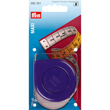 Rollmaßband Maxi 150 cm / cm - Kurzwaren und Zubehör kaufen im Makerist Materialshop