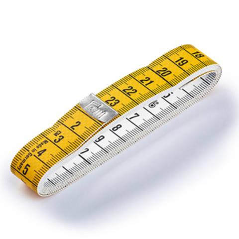 Maßband Junior 150 cm / cm (WW282101) kaufen im Makerist Materialshop