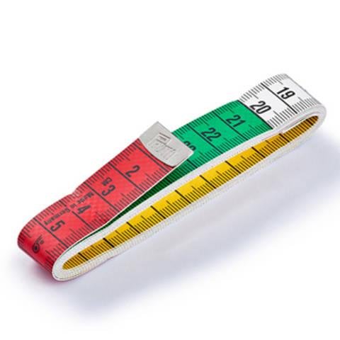 Maßband Color 150 cm / cm kaufen im Makerist Materialshop