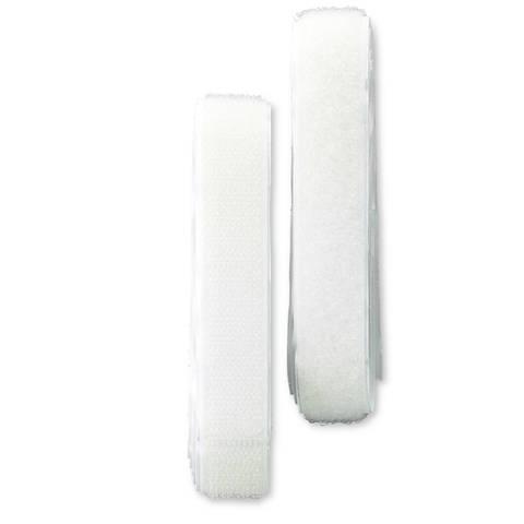 Haftverschlussband selbstklebend 20 mm weiß (A968645) kaufen im Makerist Materialshop