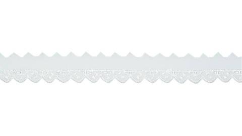 Festonspitze 20 mm weiß (A918956) kaufen im Makerist Materialshop