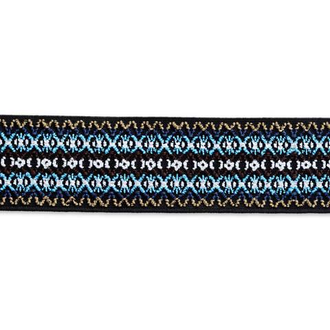 Color Elastic 50 mm Blaumuster kaufen im Makerist Materialshop