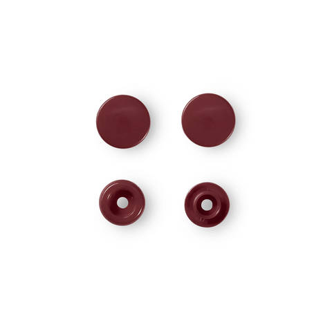NF Druckknöpfe Color Snaps rund 12,4 mm braun 30 Stück kaufen im Makerist Materialshop