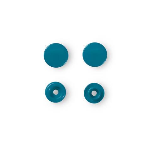 NF Druckkn Color Snaps rund 12,4 mm dunkeltürkis kaufen im Makerist Materialshop