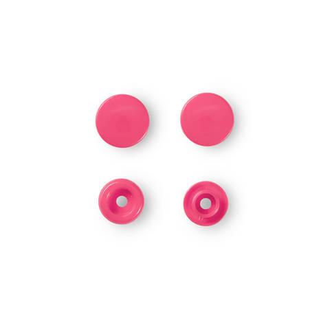 NF Druckkn Color Snaps rund 12,4 mm himbeer kaufen im Makerist Materialshop