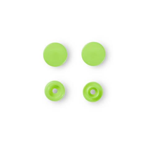 NF Druckkn Color Snaps rund 12,4 mm apfel kaufen im Makerist Materialshop