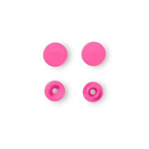NF Druckkn Color Snaps rund 12,4 mm pink kaufen im Makerist Materialshop