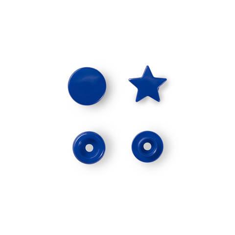 NF Druckkn Color Snaps Stern königsblau kaufen im Makerist Materialshop
