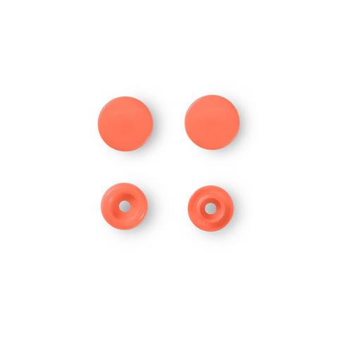 NF Druckkn Color Snaps rund 12,4 mm lachs kaufen im Makerist Materialshop