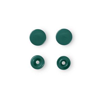 NF Druckkn Color Snaps rund 12,4 mm dunkelgrün - Kurzwaren und Zubehör kaufen im Makerist Materialshop
