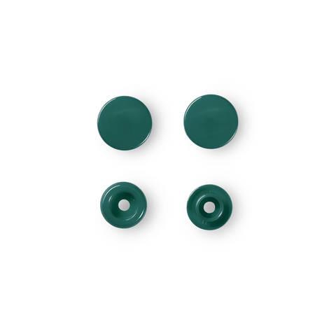 NF Druckkn Color Snaps rund 12,4 mm dunkelgrün kaufen im Makerist Materialshop