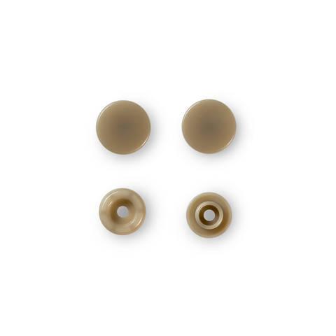 NF Druckkn Color Snaps rund 12,4 mm champagner kaufen im Makerist Materialshop