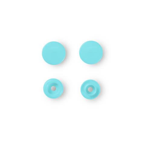 NF Druckkn Color Snaps rund 12,4 mm helltürkis kaufen im Makerist Materialshop