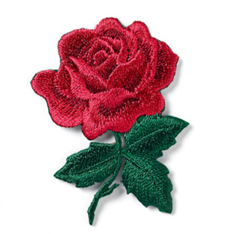Applikation Rose kaufen im Makerist Materialshop