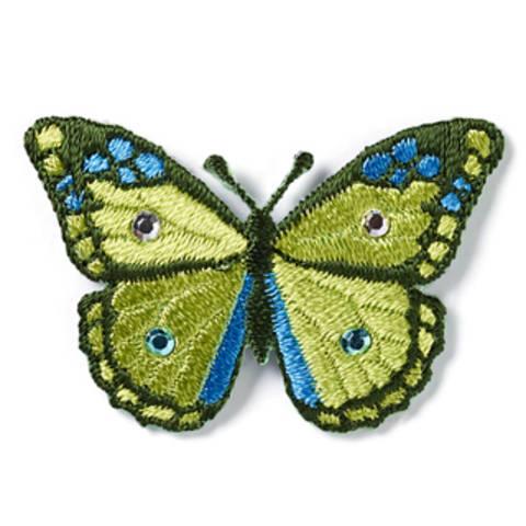 Applikation Schmetterling kiwi kaufen im Makerist Materialshop