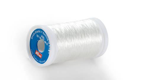 Strick-Elastic transparent kaufen im Makerist Materialshop