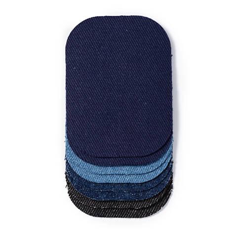 4x2 Patches Mini (zum Aufbügeln) 6 x 8 cm Jeans/CO kaufen im Makerist Materialshop