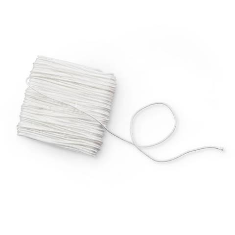 Raffrollokordel 1 mm weiß kaufen im Makerist Materialshop