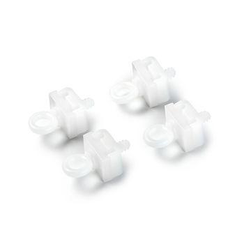 U-Feststeller weiß - Kurzwaren und Zubehör kaufen im Makerist Materialshop