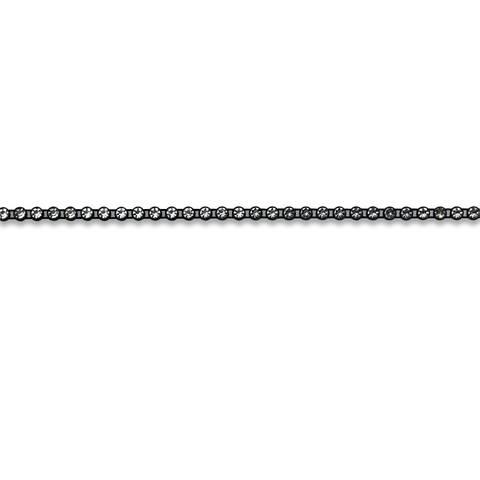 Straßborte 1-reihig 5 mm schwarz kaufen im Makerist Materialshop
