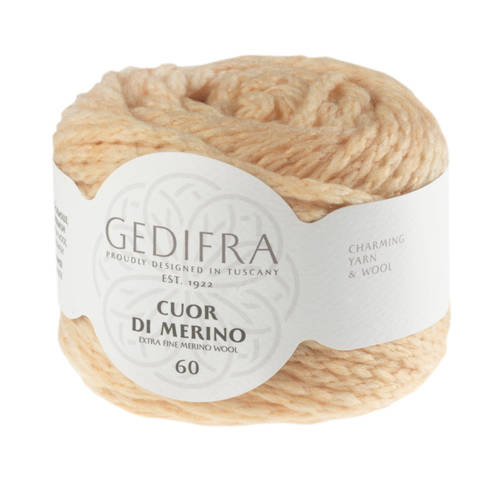 Cuor di Merino von Gedifra - 00201 beige kaufen im Makerist Materialshop