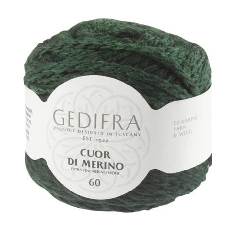 Cuor di Merino von Gedifra - 00231 tannengrün kaufen im Makerist Materialshop