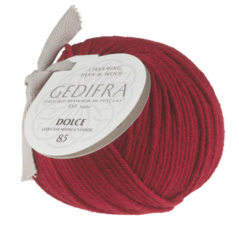 Dolce 85 von Gedifra - 00410 rot kaufen im Makerist Materialshop