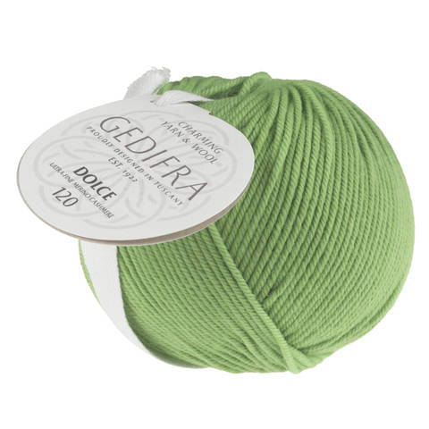 Dolce 120 von Gedifra - 00323 grün kaufen im Makerist Materialshop