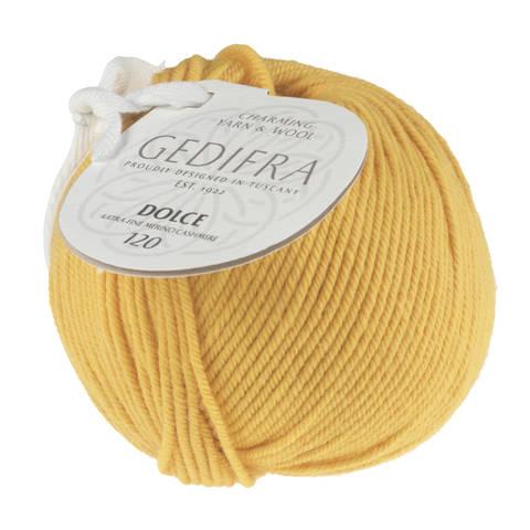 Dolce 120 von Gedifra - 00324 gelb kaufen im Makerist Materialshop