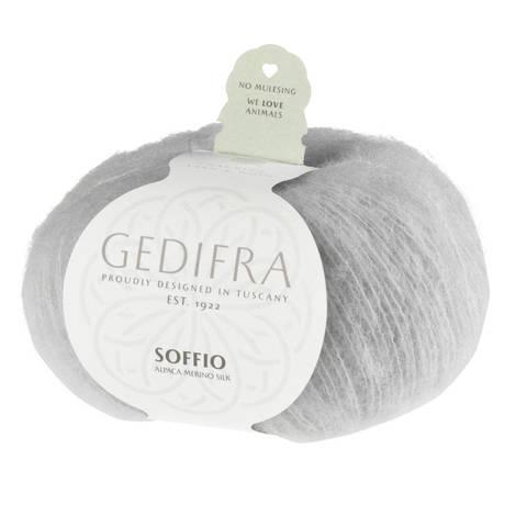 Soffio von Gedifra - 00613 hellgrau kaufen im Makerist Materialshop