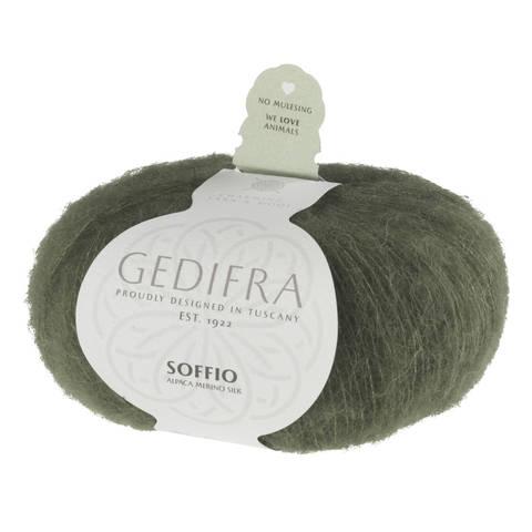 Soffio von Gedifra - 00623 dunkelgrün kaufen im Makerist Materialshop