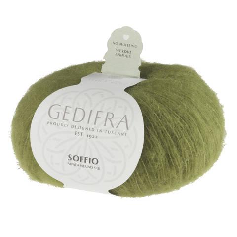 Soffio von Gedifra - 00624 moosgrün kaufen im Makerist Materialshop