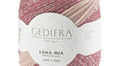 Lana Mia One 4 Two Sockenwolle von Gedifra - 390 m kaufen im Makerist Materialshop