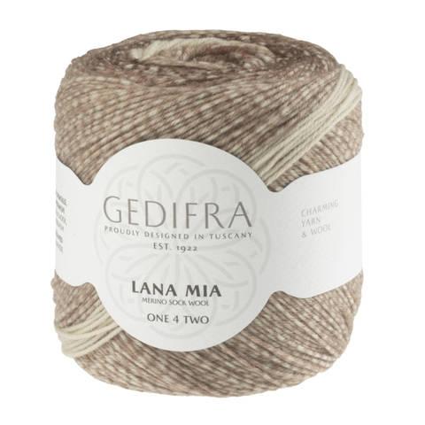 Lana Mia One 4 Two von Gedifra - 00952 braun kaufen im Makerist Materialshop
