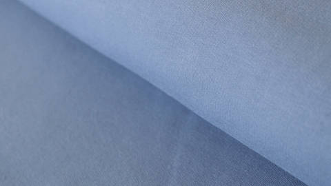 Acheter Tissu sweat bleu - 155 cm dans la mercerie Makerist