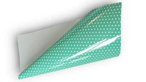 Pünktchen Flexfolie zum Plotten - mint kaufen im Makerist Materialshop