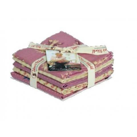 Fat Quarter Bundles von Gütermann creativ: Country Chic Cottage - 45 x 55 cm kaufen im Makerist Materialshop