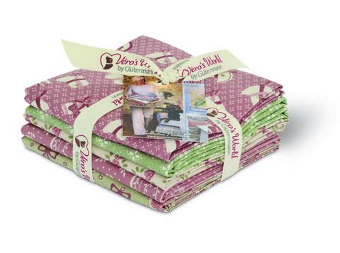 Fat Quarter Bundles von Gütermann creativ: Pemberley - 45 x 55 cm kaufen im Makerist Materialshop