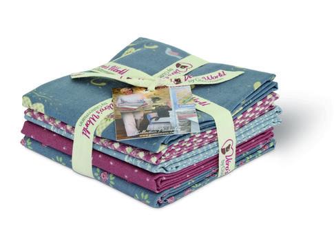 Fat Quarter Bundles von Gütermann creativ: Portofino - 45 x 55 cm - Stoffe kaufen im Makerist Materialshop