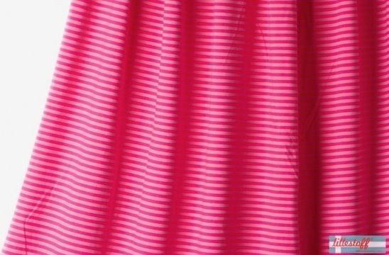 Pinker Ringel-Jersey lillestoff: Einhorn  - 150 cm - Stoffe kaufen im Makerist Materialshop
