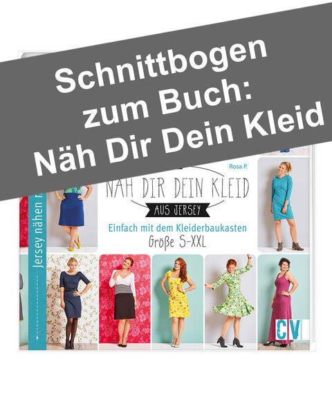 """Schnittmuster: """"Näh dir dein Kleid"""" von Rosa P. kaufen im Makerist Materialshop"""